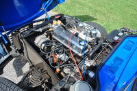 Picture of 1976 Triumph Spitfire, engine
