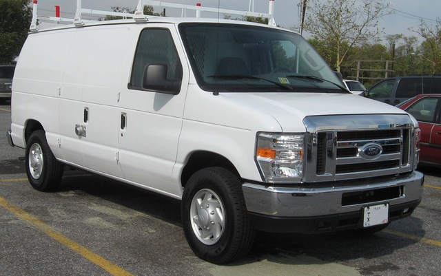 2006 Ford Econoline Cargo E-250 3dr Van, No actual photo
