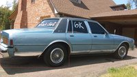 Picture of 1989 Chevrolet Caprice Classic Brougham Sedan RWD, exterior, gallery_worthy