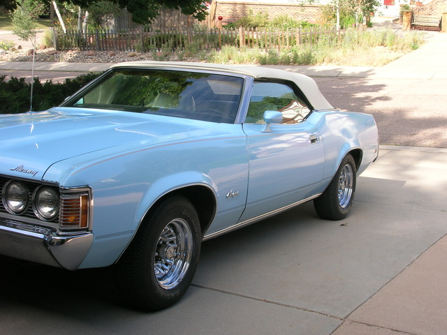 Picture of 1972 Mercury Cougar