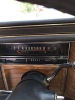 Picture of 1983 Cadillac Fleetwood Brougham Sedan, interior
