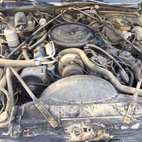 Picture of 1983 Cadillac Fleetwood Brougham Sedan, engine