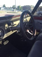 Picture of 1968 Ford Bronco, interior