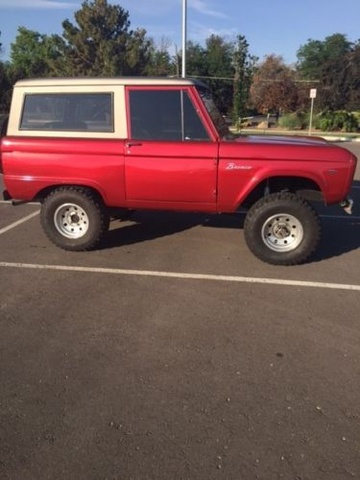 Picture of 1968 Ford Bronco