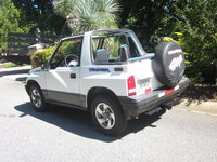 Picture of 1992 Geo Tracker 2 Dr LSi 4WD Convertible, exterior