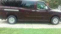 Picture of 2013 Nissan NV Passenger 3500 HD SV V8, exterior