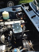 Picture of 1973 BMW 2002, engine