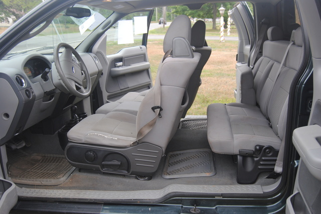 Picture of 2005 Ford F-150 FX4 SuperCab 4WD, interior, gallery_worthy