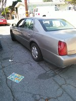 Picture of 2000 Cadillac DeVille Base, exterior