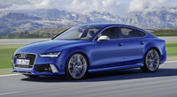 2017 Audi RS 7, Front-quarter view., manufacturer, gallery_worthy