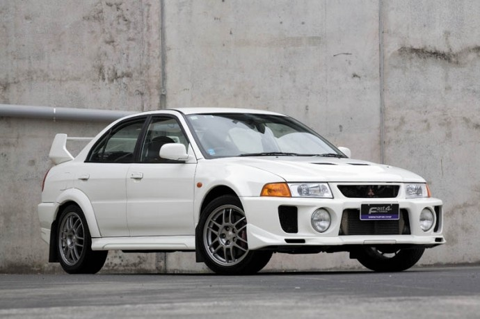 Mitsubishi Lancer Evo 5 Gsr Rs Teile 390ps: 1998 Mitsubishi Lancer Evolution