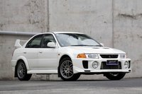 1998 Mitsubishi Lancer Evolution Overview
