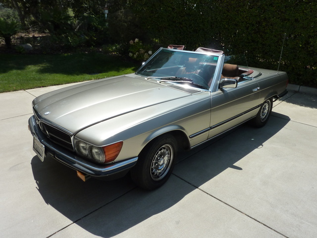 Picture of 1984 Mercedes-Benz SL-Class 280SL