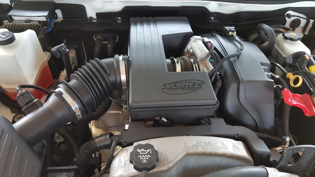 Picture of 2012 Chevrolet Colorado LT1 Ext. Cab 4WD, engine