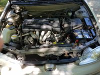 Picture of 2000 Chevrolet Prizm 4 Dr LSi Sedan, engine