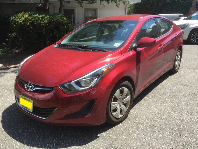 Picture of 2016 Hyundai Elantra Value Edition Sedan FWD, exterior, gallery_worthy