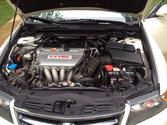 Acura TSX Pictures CarGurus - 2007 acura tsx engine