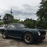 Picture of 1972 Triumph TR6, exterior