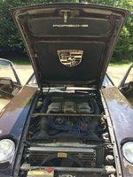 Picture of 1978 Porsche 928, engine