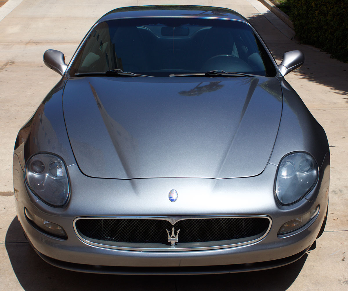 2004 Maserati Coupe Test Drive Review - CarGurus
