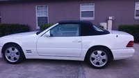 Picture of 1999 Mercedes-Benz SL-Class SL500, exterior
