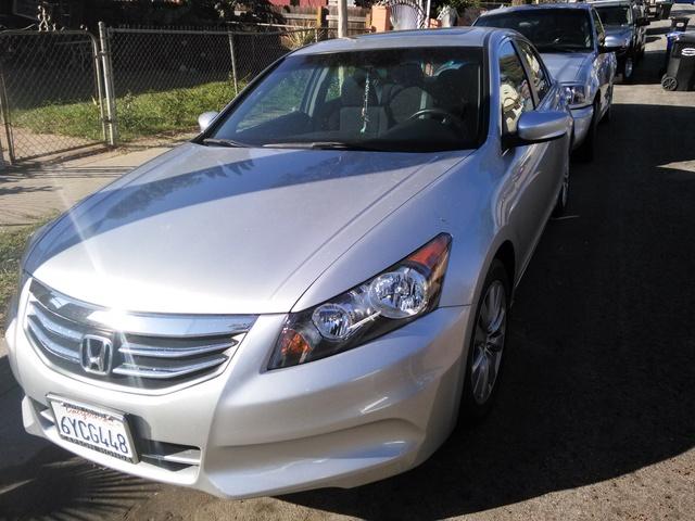 Picture of 2012 Honda Accord EX, exterior