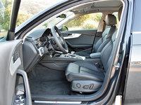 2017 Audi A4 2.0T Quattro Prestige, 2017 Audi A4 Prestige Front Seat, interior