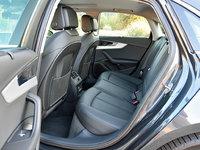 2017 Audi A4 2.0T Quattro Prestige, 2017 Audi A4 Prestige Back Seat, interior