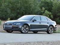 2017 Audi A4 2.0T Quattro Prestige, 2017 Audi A4 Prestige Manhattan Gray, exterior
