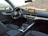 2017 Audi A4 2.0T Quattro Prestige, 2017 Audi A4 Prestige Dashboard, interior