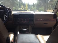 Picture of 1998 Land Rover Discovery 4 Dr 50th Anniversary AWD SUV, interior, gallery_worthy