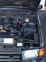 Picture of 1998 Land Rover Discovery 4 Dr 50th Anniversary AWD SUV, engine