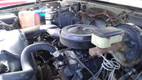 Picture of 1988 Chevrolet Suburban V10 4WD, engine