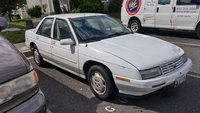 Picture of 1995 Chevrolet Corsica 4 Dr STD Sedan, exterior