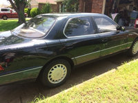 1990 Lexus LS 400 Picture Gallery
