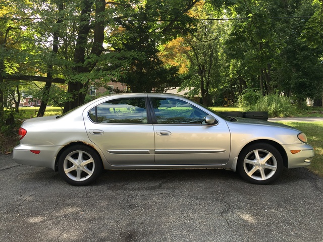 Picture of 2002 INFINITI I35