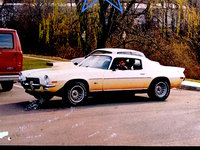 1973 Chevrolet Camaro Picture Gallery
