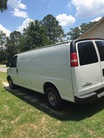 Picture of 2003 Chevrolet Express Cargo G3500 Cargo Van Extended, exterior