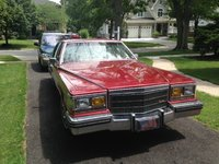 Picture of 1983 Cadillac Fleetwood Brougham Sedan, exterior