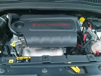 Picture of 2016 Jeep Renegade Justice, engine