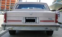 Picture of 1988 Cadillac DeVille Base Sedan, exterior