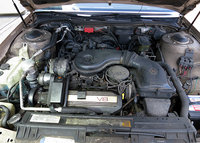 Picture of 1988 Cadillac DeVille Base Sedan, engine