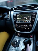 Picture of 2016 Nissan Murano SV AWD, interior