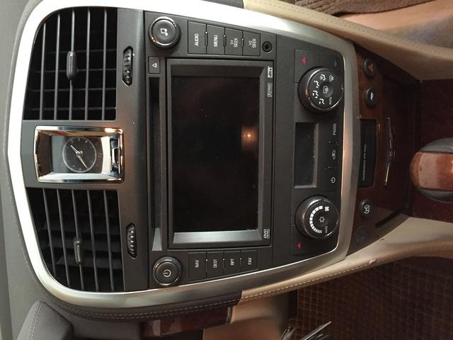 2008 Cadillac SRX - Interior Pictures - CarGurus