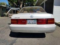 1992 Lexus LS 400 Overview
