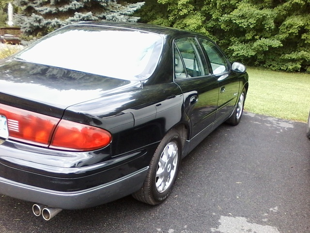 Picture of 1997 Buick Regal 4 Dr GS Supercharged Sedan