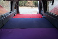 Picture of 1993 Ford E-350 Custom Club Wagon Passenger Van, interior