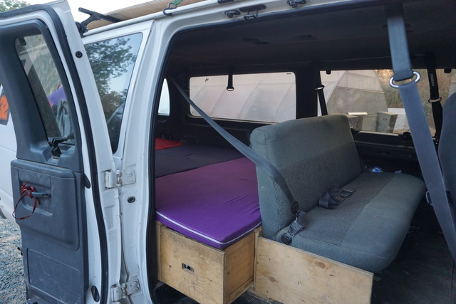 Picture Of 1993 Ford E 350 Custom Club Wagon Passenger Van Interior Gallery Worthy