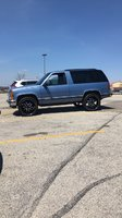 Picture of 1995 Chevrolet Tahoe 2 Dr LS 4WD SUV, exterior