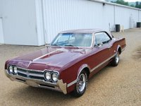 1966 Oldsmobile Cutlass Overview